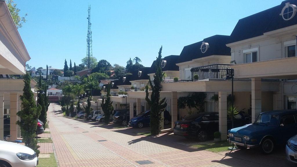 casa em condomínio alto da boa vista  - são paulo - ref: 478116
