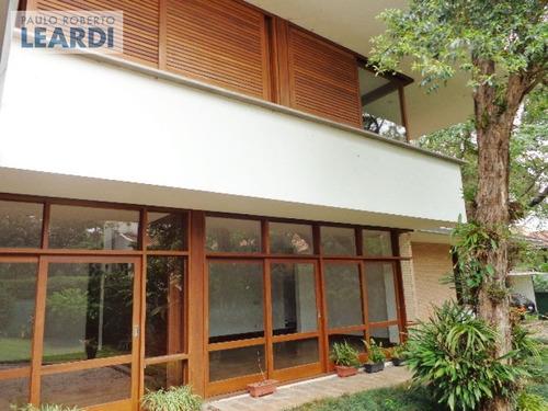 casa em condomínio alto da boa vista  - são paulo - ref: 481043