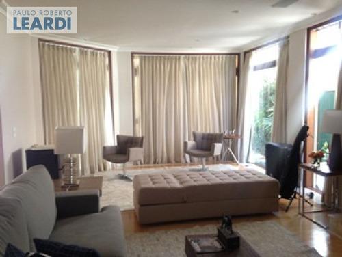 casa em condomínio alto da boa vista  - são paulo - ref: 481335