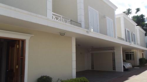 casa em condomínio alto da boa vista  - são paulo - ref: 485758