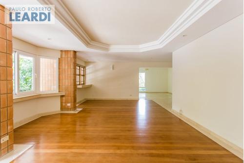 casa em condomínio alto da boa vista  - são paulo - ref: 490706
