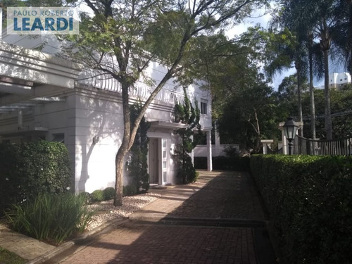 casa em condomínio alto da boa vista - são paulo - ref: 547260