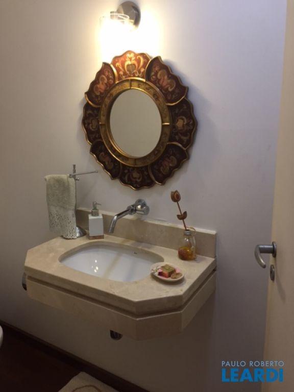 casa em condomínio - alto da boa vista  - sp - 561441