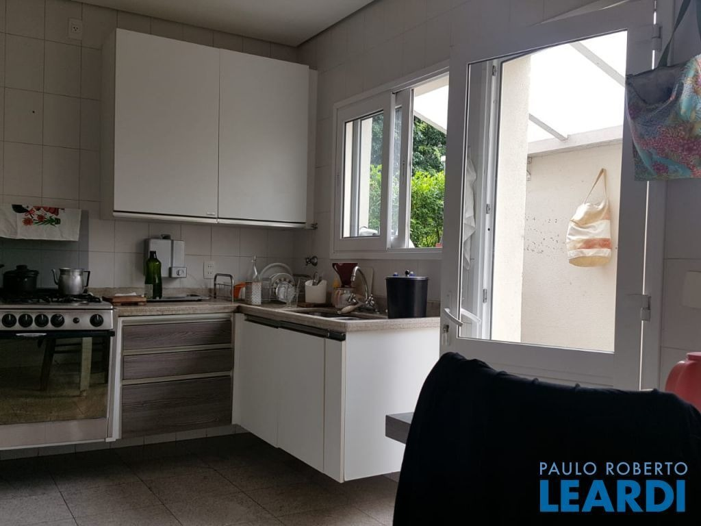 casa em condomínio - alto da boa vista  - sp - 569187