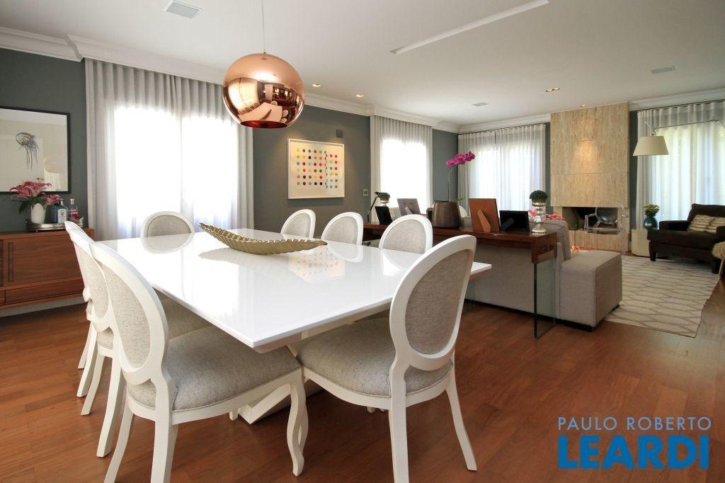 casa em condomínio - alto da boa vista  - sp - 577910