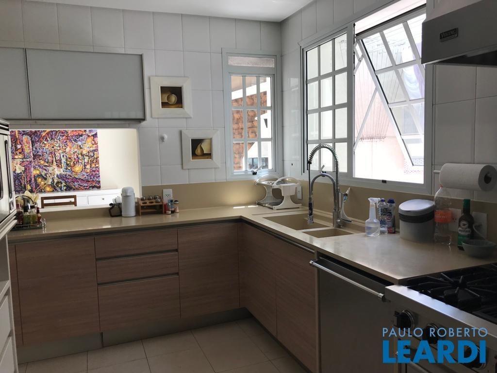 casa em condomínio - alto da boa vista  - sp - 587180