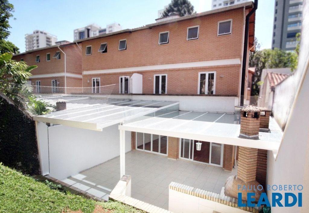 casa em condomínio - alto da boa vista  - sp - 589401