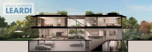casa em condomínio alto de pinheiros - são paulo - ref: 520218