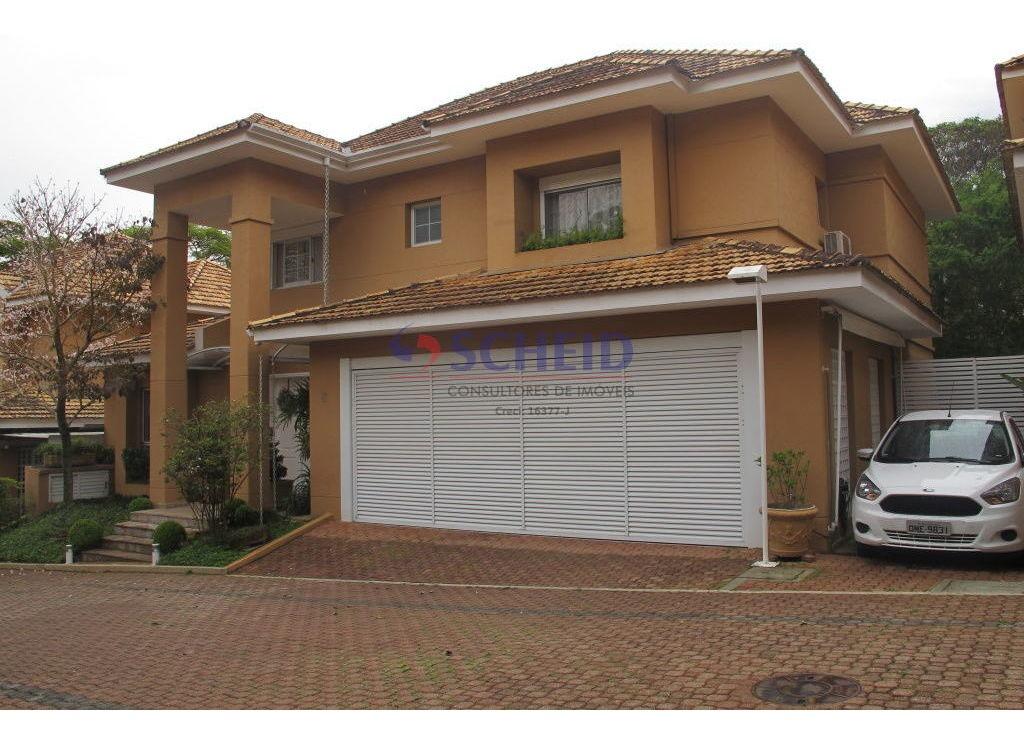 casa em condomínio alto padrão, a venda no alto da boa vista - mr68962