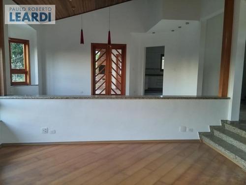 casa em condomínio arujazinho 1, 2, 3 - arujá - ref: 439630