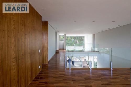 casa em condomínio arujazinho 1, 2, 3 - arujá - ref: 440784
