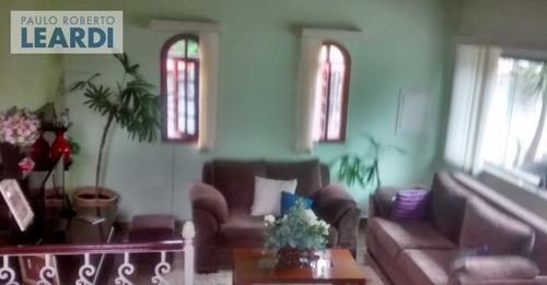 casa em condomínio arujazinho 1, 2, 3 - arujá - ref: 448984