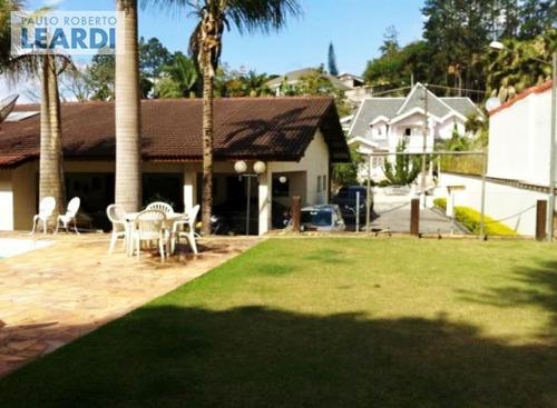casa em condomínio arujazinho 1, 2, 3 - arujá - ref: 459243