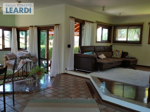 casa em condomínio arujazinho 1, 2, 3 - arujá - ref: 476740
