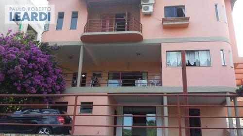 casa em condomínio arujazinho 1, 2, 3 - arujá - ref: 523893