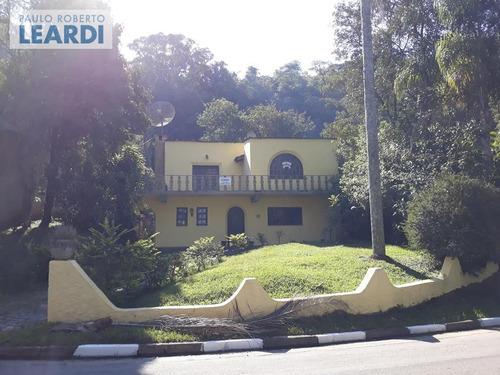 casa em condomínio arujazinho 1, 2, 3 - arujá - ref: 548241