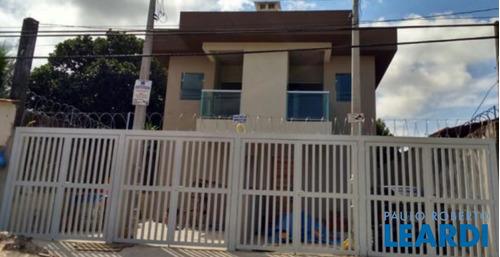 casa em condomínio balneário cidade atlântica - guarujá - ref: 434504