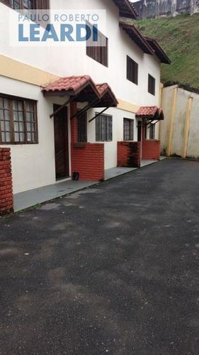 casa em condomínio barbosas - arujá - ref: 508297