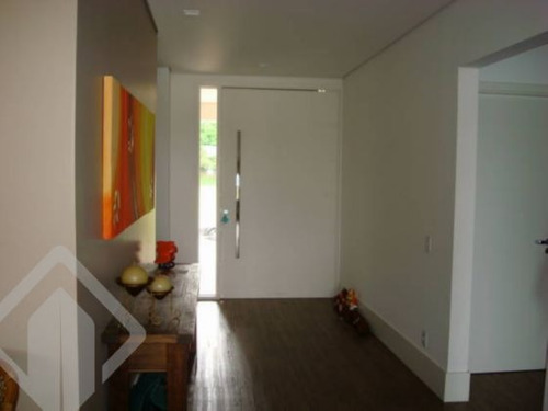 casa em condominio - belem novo - ref: 107724 - v-107724