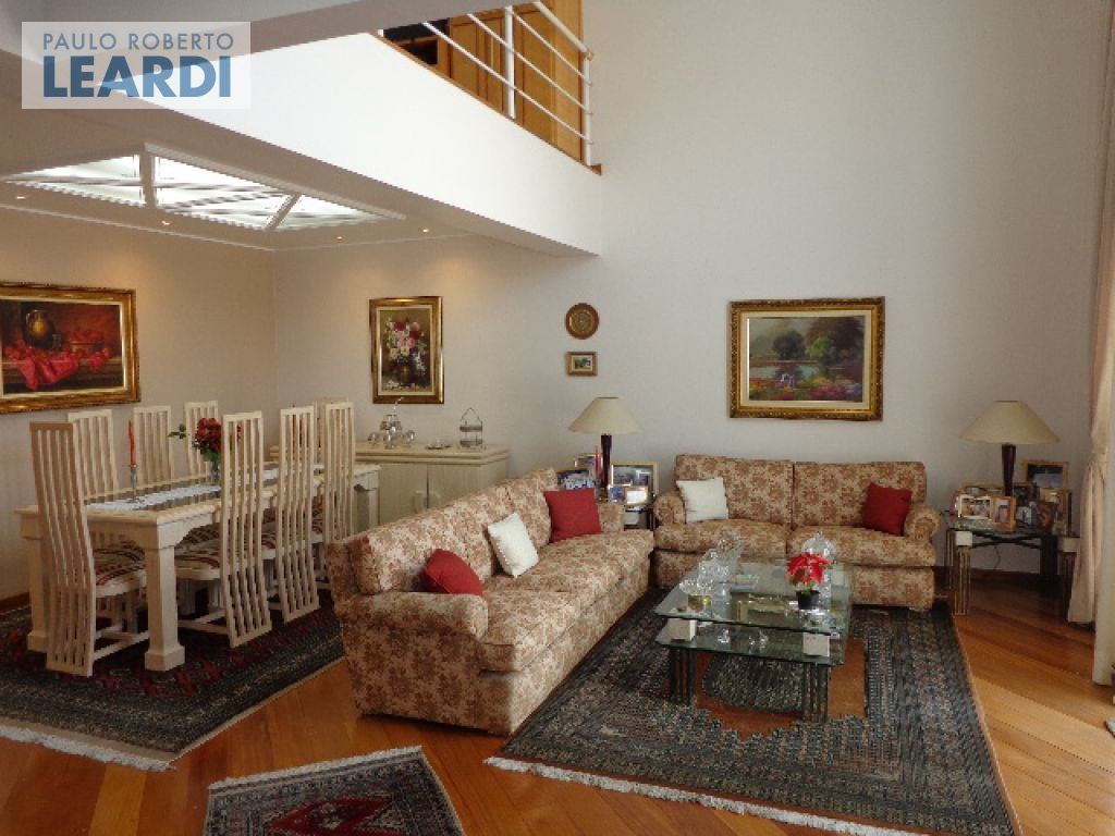 casa em condomínio brooklin  - são paulo - ref: 195754