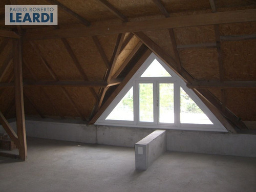 casa em condomínio brooklin  - são paulo - ref: 318913