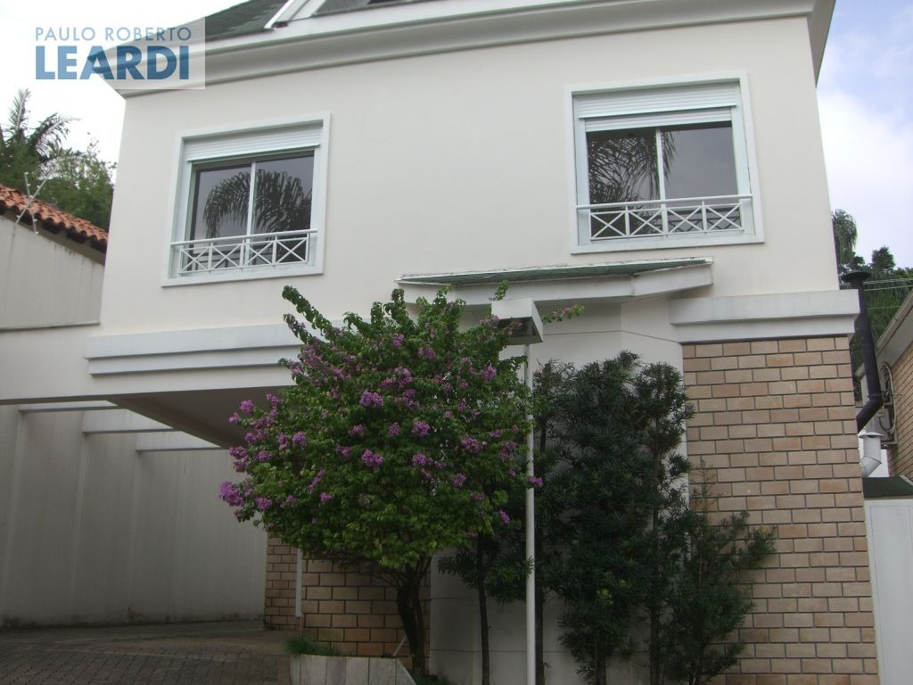 casa em condomínio brooklin  - são paulo - ref: 424316