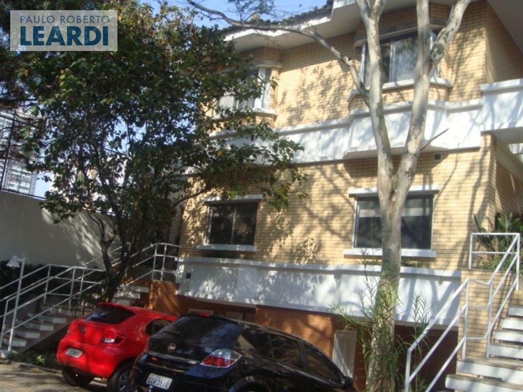 casa em condomínio brooklin  - são paulo - ref: 438309