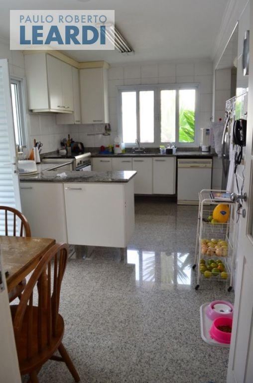 casa em condomínio brooklin  - são paulo - ref: 456045