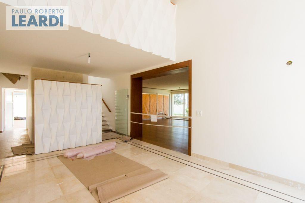casa em condomínio brooklin  - são paulo - ref: 473790