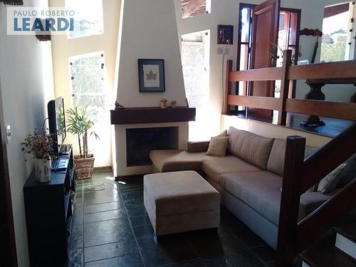 casa em condomínio caputera - arujá - ref: 477781