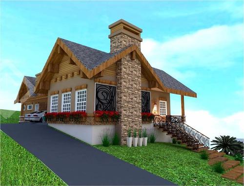 casa em condominio - caracol - ref: 231712 - v-231712