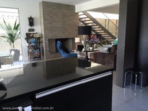 casa em condominio - cavalhada - ref: 177100 - v-177100