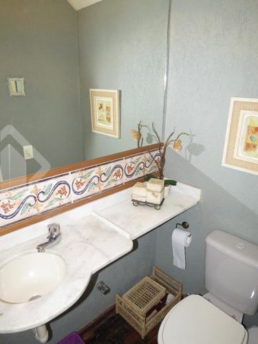 casa em condominio - cavalhada - ref: 215697 - v-215697