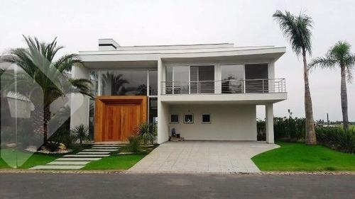 casa em condominio - centro - ref: 164500 - v-164500