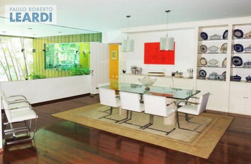 casa em condomínio chácara flora - são paulo - ref: 426554