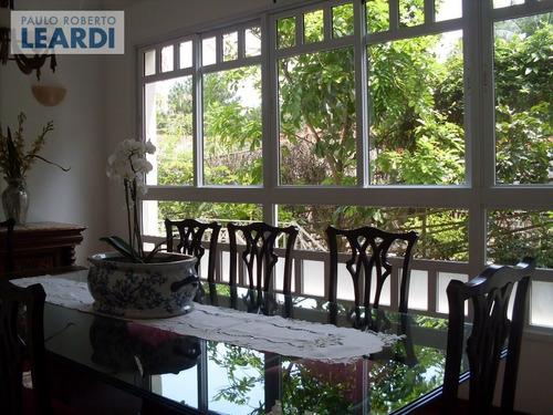 casa em condomínio chácara flora - são paulo - ref: 450869