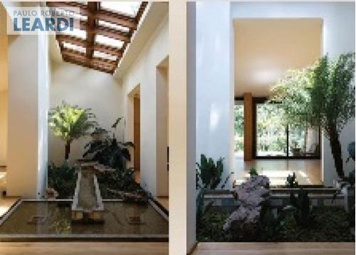 casa em condomínio chácara flora - são paulo - ref: 463987