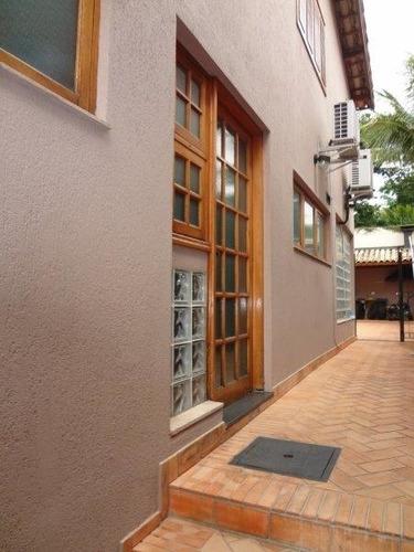 casa em condomínio chácara monte alegre - são paulo - ref: 518402