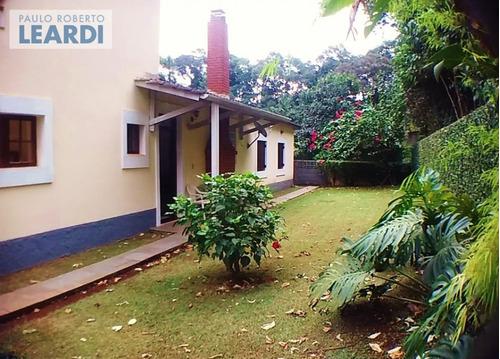 casa em condomínio chácaras colinas verdes - arujá - ref: 463548