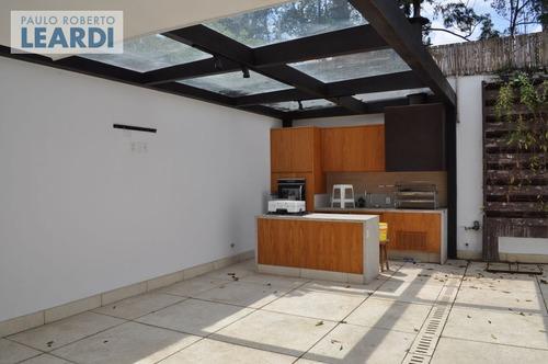 casa em condomínio cidade jardim  - são paulo - ref: 555381