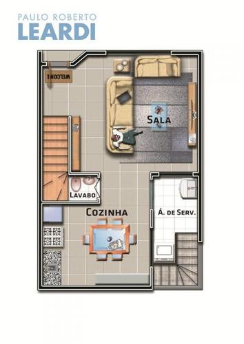 casa em condomínio cidade patriarca - são paulo - ref: 460185
