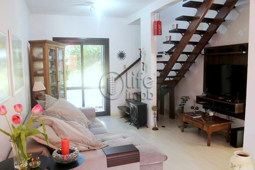 casa em condominio  com 03 dormitório(s) localizado(a) no bairro santo andré em são leopoldo / são leopoldo  - 4587