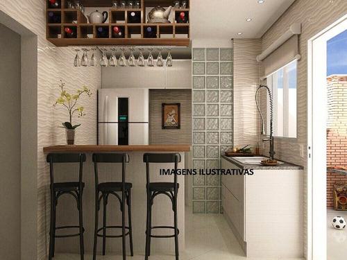casa em condomínio com 2 dorms - vila polopoli - ref 64588