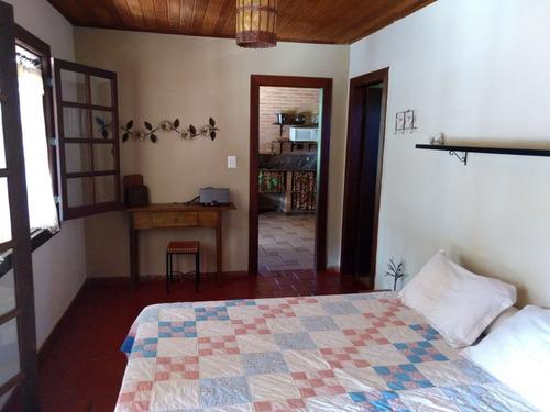 casa em condomínio com 2 quartos para comprar no condomínio aldeia da cachoeira das pedras em brumadinho/mg - 1235