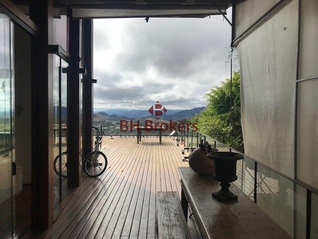 casa em condomínio com 2 quartos para comprar no vila alpina em nova lima/mg - 13851