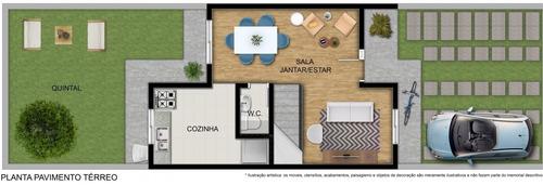 casa em condomínio com 3 dorms - cotia - silva 77238