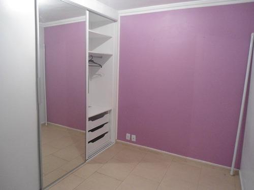 casa em condomínio com 3 dorms - jd rosa maria - ref 13243