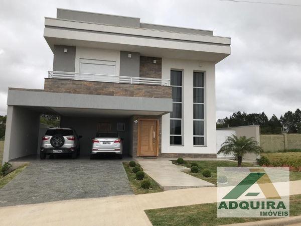 casa em condomínio com 3 quartos no terras alphaville - 4735-v