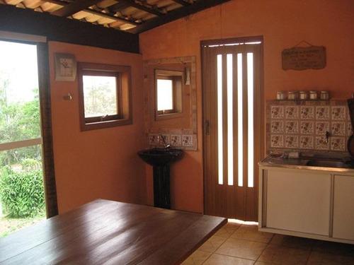 casa em condomínio com 3 quartos para comprar no aconchego da serra em itabirito/mg - 1072