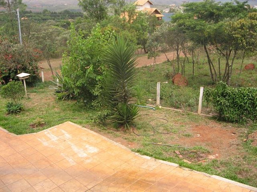 casa em condomínio com 3 quartos para comprar no aconchego da serra em nova lima/mg - 1073